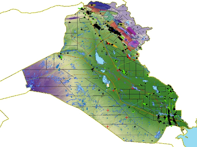 Iraq GIS Adviser - Lynx Information Systems